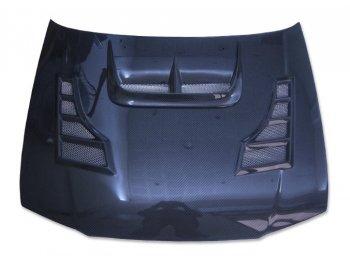 Карбоновый капот от Eurolines для Subaru Impreza I