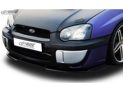 Накладка на передний бампер VARIO-X от RDX Racedesign на Subaru Impreza II WRX