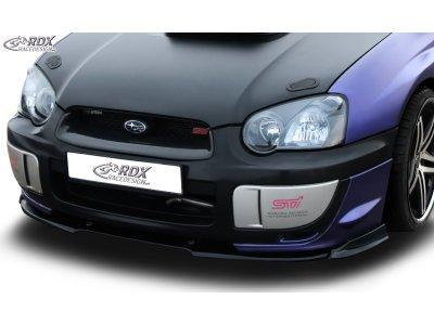 Накладка на передний бампер VARIO-X от RDX Racedesign на Subaru Impreza II WRX STI