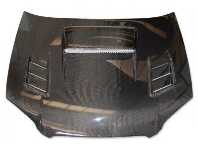 Карбоновый капот WRX Look от Eurolines для Subaru Impreza II