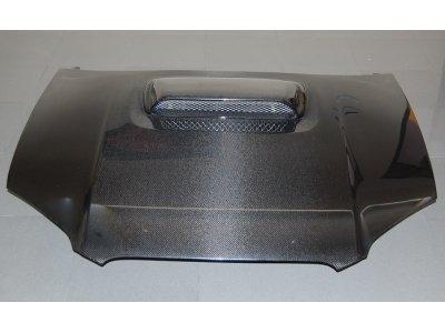 Карбоновый капот Var2 от Eurolines для Subaru Impreza II