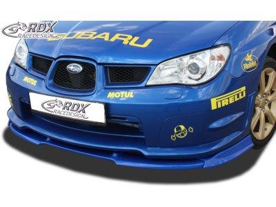 Накладка на передний бампер VARIO-X от RDX Racedesign на Subaru Impreza III