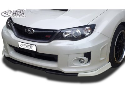 Накладка на передний бампер VARIO-X от RDX Racedesign на Subaru Impreza III GR