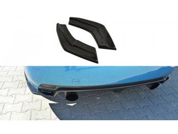 Накладки сплиттеры боковые на задний бампер от Maxton Design для Subaru Impreza III WRX STI
