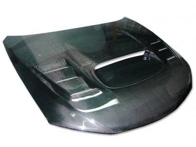 Карбоновый капот Var2 от Eurolines для Subaru Impreza III