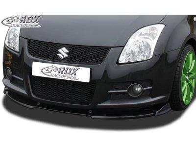 Накладка на передний бампер VARIO-X от RDX Racedesign на Suzuki Swift II Sport