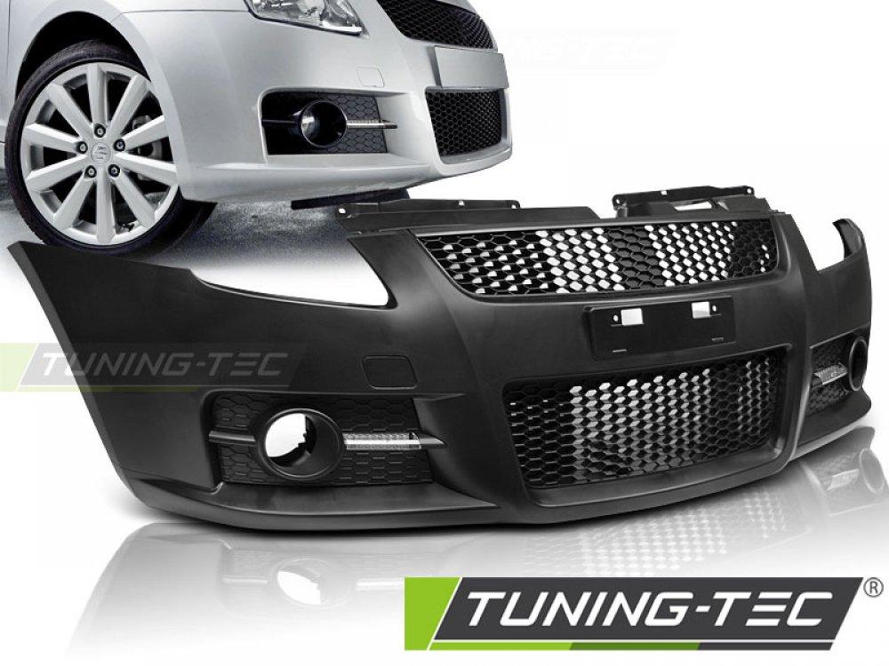 Бампер передний Sport Look от Tuning-Tec на Suzuki Swift II
