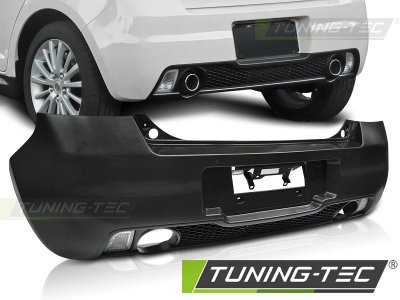 Бампер задний Sport Look от Tuning-Tec на Suzuki Swift II