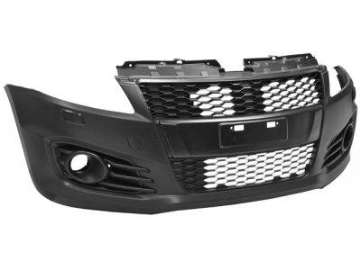 Передний бампер в стиле Sport от HD на Suzuki Swift III