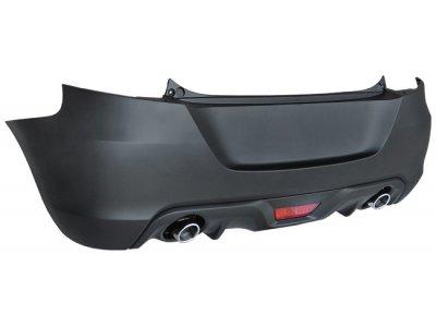 Задний бампер в стиле Sport от HD на Suzuki Swift III