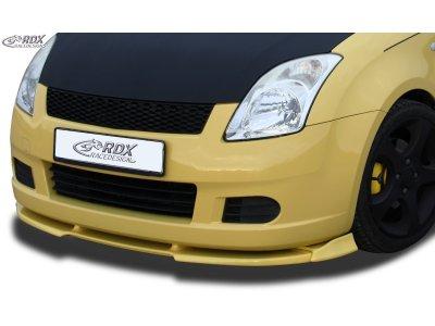 Накладка на передний бампер VARIO-X от RDX Racedesign на Suzuki Swift II