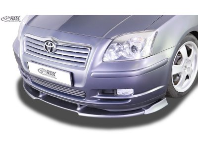 Накладка на передний бампер Vario-X от RDX Racedesign для Toyota Avensis II