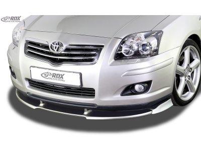 Накладка на передний бампер Vario-X от RDX Racedesign для Toyota Avensis II рестайл