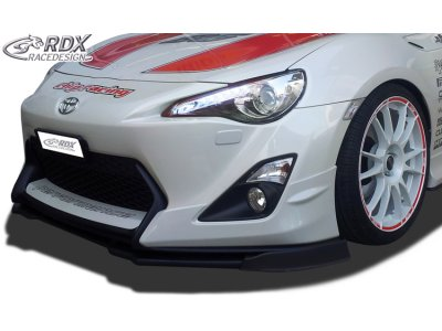 Накладка на передний бампер VARIO-X от RDX Racedesign на Toyota GT86 Aero-Paket