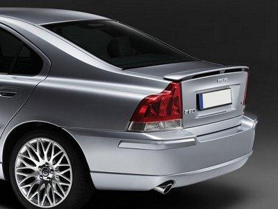 Спойлер на багажник Elegance от Maxton Design на Volvo S60