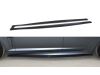 Сплиттеры порогов Maxton Design для Jaguar XF-R I