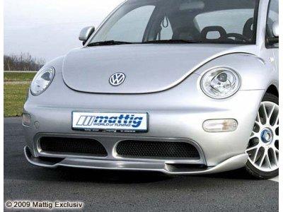 Накладка на передний бампер Var2 от Mattig на VW Beetle