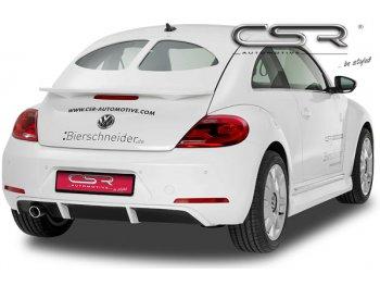 Накладка на задний бампер от CSR Automotive на VW Beetle New
