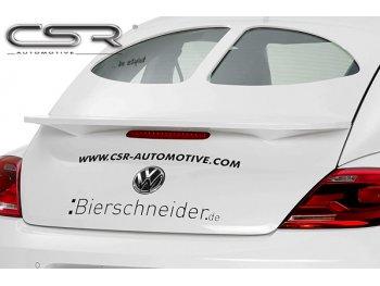 Спойлер на крышку багажника от CSR Automotive на VW Beetle New