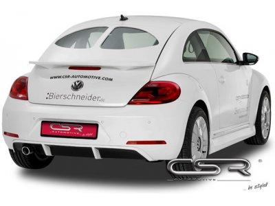 Накладка на заднее стекло от CSR Automotive на VW Beetle New
