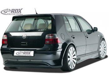 Накладка на задний бампер GTI-Five от RDX Racedesign на VW Golf IV