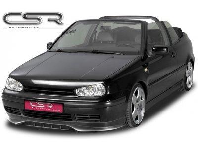 Накладка на передний бампер CSR Automotive на VW Golf IV Cabrio