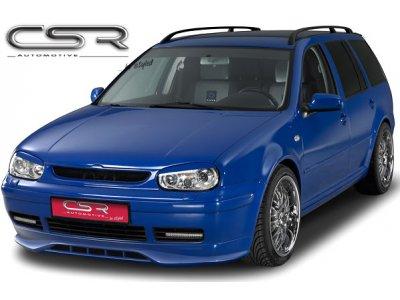 Накладка на передний бампер CSR Automotive на VW Golf IV Hatchback / Wagon