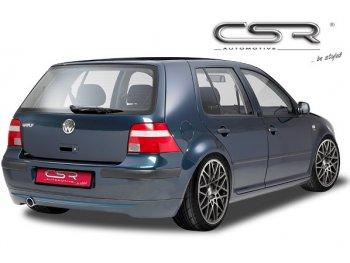 Накладка на задний бампер CSR Automotive Var2 на VW Golf IV Hatchback