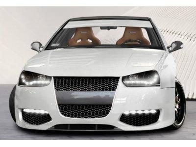 Комплект обвеса GTS от Regula Tuning на VW Golf IV Cabrio