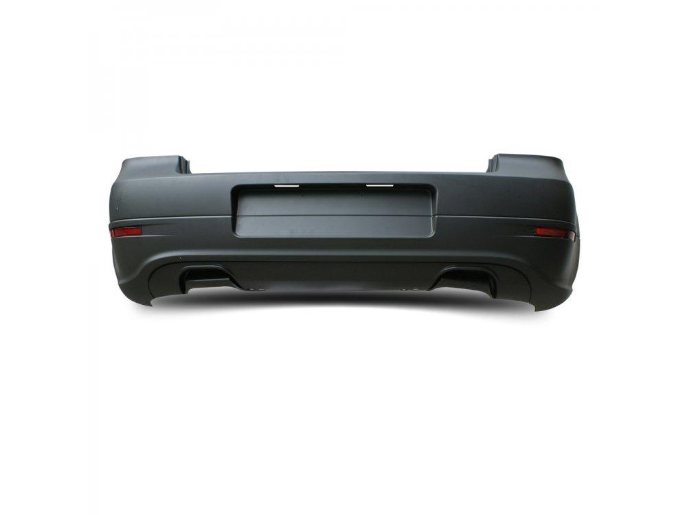 Бампер задний в стиле VR на Volkswagen Golf IV