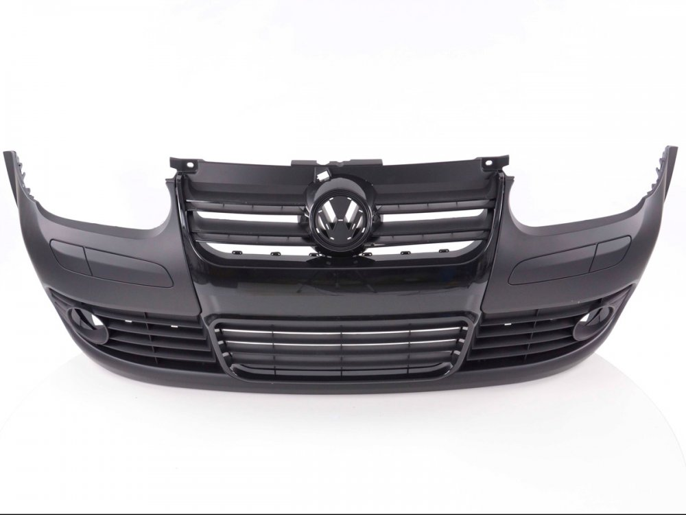 Бампер передний R-Look на Volkswagen Golf IV