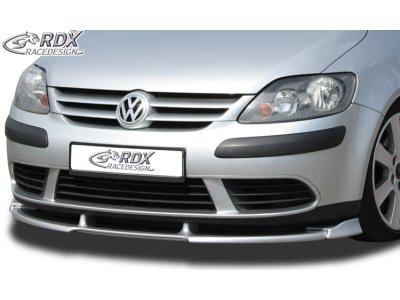 Накладка на передний бампер VARIO-X от RDX Racedesign на VW Golf Plus