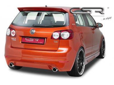 Накладка на задний бампер от CSR Automotive на VW Golf Plus Hatchback