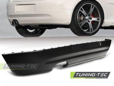Накладка на задний бампер GTI Style Var2 на Volkswagen Golf V