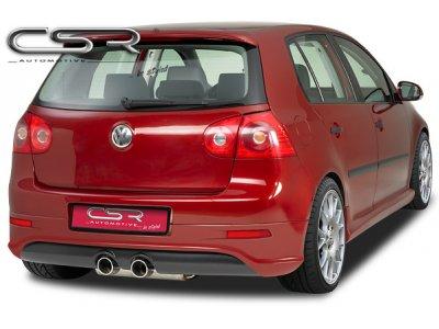 Накладка на задний бампер от CSR Automotive для VW Golf V