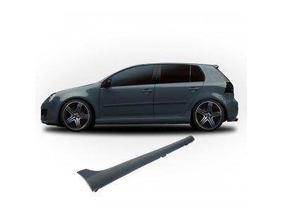 Накладки на пороги GTI Look от Jom на VW Golf V