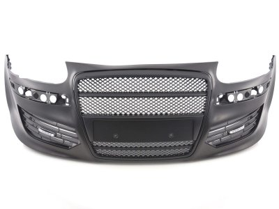 Бампер передний Sport Look DRL на Volkswagen Golf V