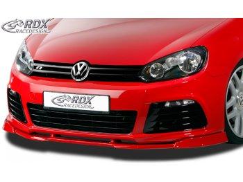 Накладка на передний бампер VARIO-X от RDX на VW Golf VI R