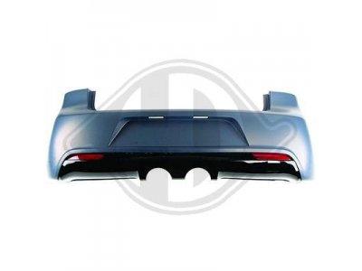 Бампер задний от HD в стиле R20 на Volkswagen Golf VI