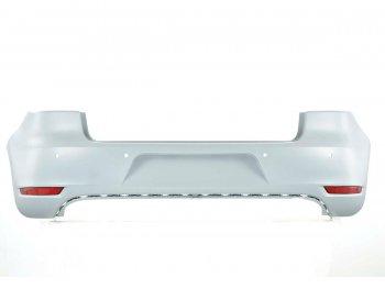 Бампер задний от FK Automotive в стиле GTI на Volkswagen Golf VI