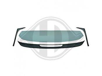 Спойлер на багажник от HD в стиле GTI Clubsport на на VW Golf VII