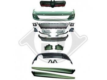 Комплект обвеса от HD в стиле GTI Look на Volkswagen Golf VII
