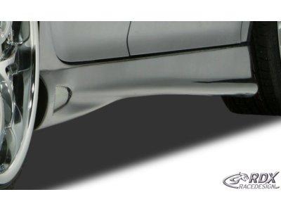 Накладки на пороги GT4 ReverseType от RDX Racedesign на VW Jetta V