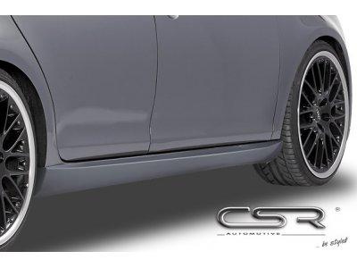 Накладки на пороги Majestic от CSR Automotive на VW Jetta V