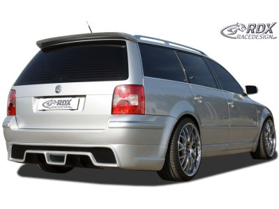 Накладка на задний бампер от RDX Racedesign на VW Passat B5+ 3BG Wagon