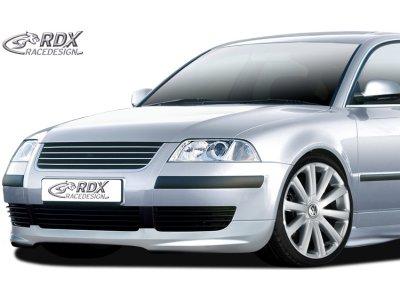 Накладка на передний бампер от RDX Racedesign на VW Passat B5+ 3BG