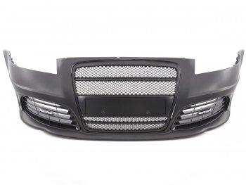Бампер передний GTI Look с DRL от FK Automotive на VW Passat B5+ 3BG