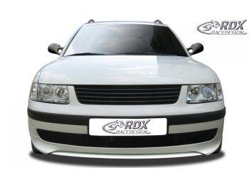 Накладка на передний бампер от RDX Racedesign на VW Passat B5 3B