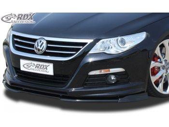 Накладка на передний бампер VARIO-X от RDX на VW Passat CC R-Line