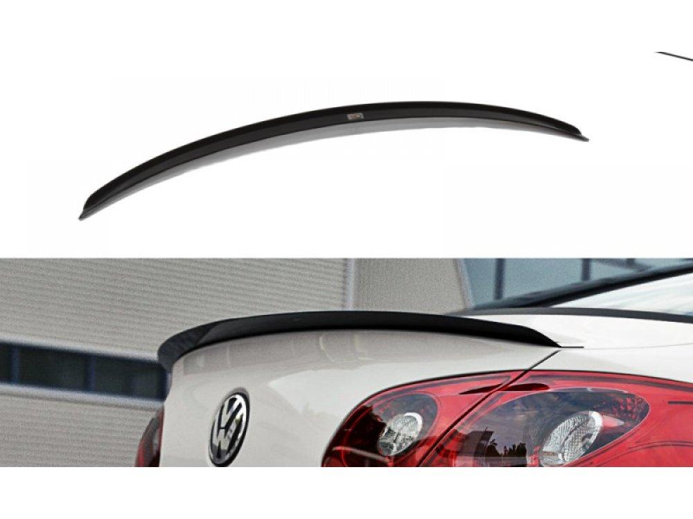 Спойлер от Maxton Design Var2 на VW Passat CC R36 R-Line